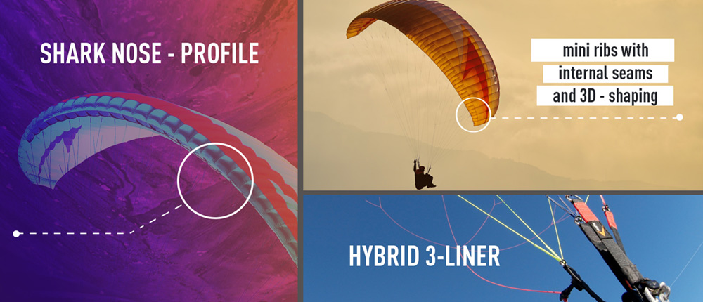Mito - Swing Paragliders