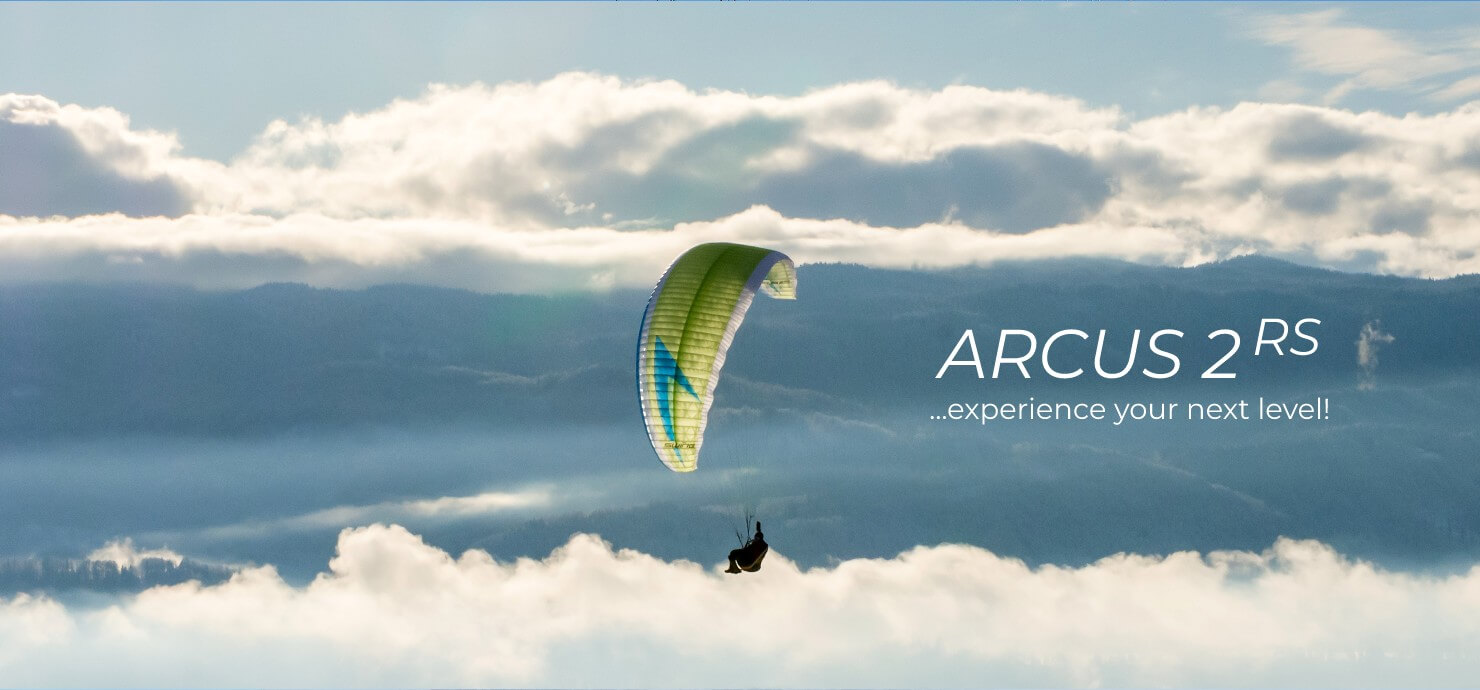 Swing Paragliders Arcus 2 RS
