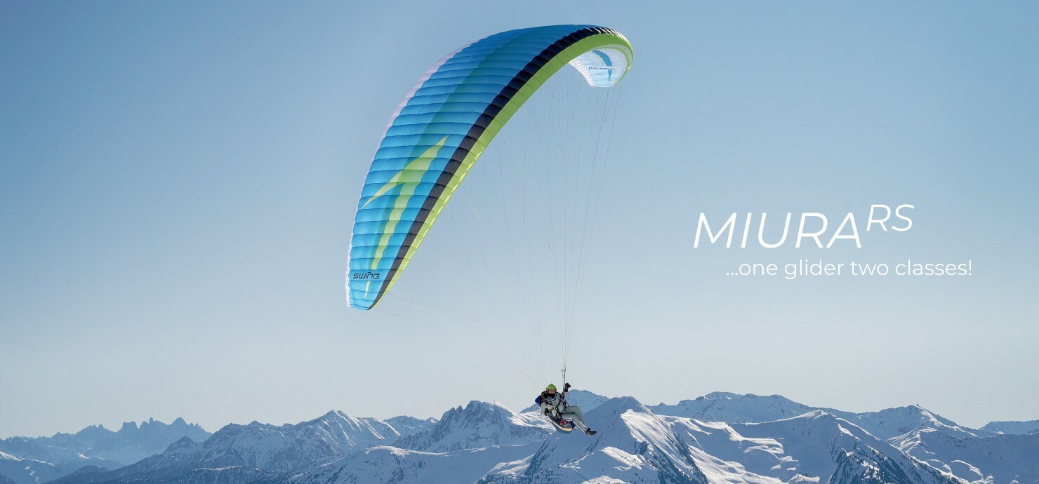 Swing Paragliders Miura RS